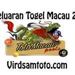 Pengeluaran Togel Macau 2021